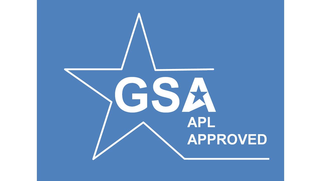 OSI receives GSA approval